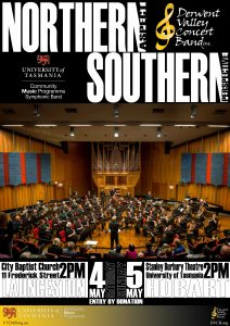 'Northern Aspect, Southern Perspective' DVCB with the UTCMP Symphonic Band