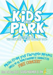 Concert for Children @ Tolosa Park Sound Shell