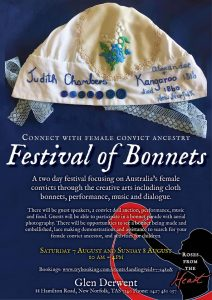 Festival of Bonnets @ Glen Derwent